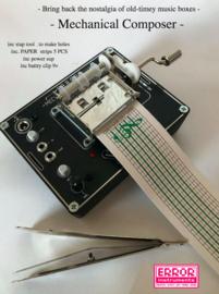 Mechanical Composer  [music box ]