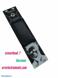 eraserhead theremin black