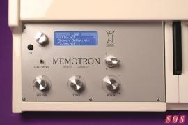Manikin Memotron White/Classic