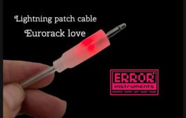 Lightning patch cables  5 pak