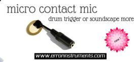 micro contact mic  ,small