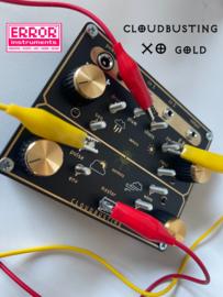 cloudbusting / gold   XO       brickie