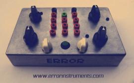 ERROR BOX  [ silver noise }