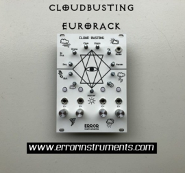 NEW cloud busting  eurorack   blank