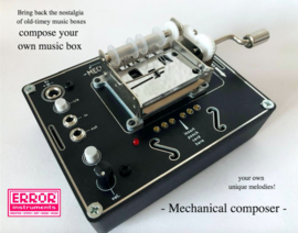 Mechanical Composer  [music box ]