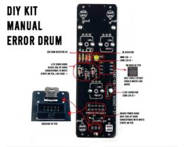 error drum DIY KIT