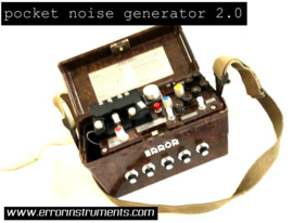 NEW ! pocket noise generator 2.0