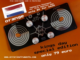 KINGs DAY BLIND NOISE ! sale !!