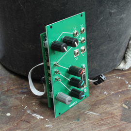 Oscillatoscope2b  vidio audio synt eurorack