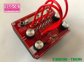 ERROR TRON V4 M red