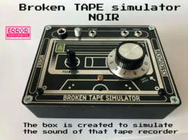 Broken tape simulator  .nior