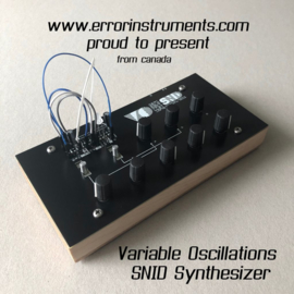 SNID Synthesizer Variable Oscillations