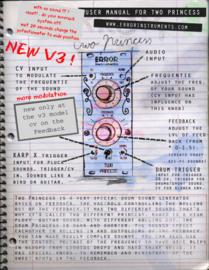 2PRIN6 V.3 eurorack