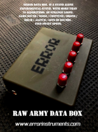 RAW ARMY DATA BOX
