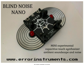 BLIND NOISE ! nano D I Y new gold