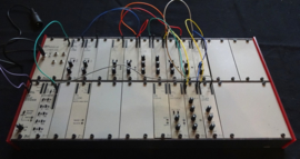 A complete AE modular system