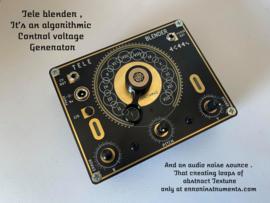 TELE BLENDER  black gold xp