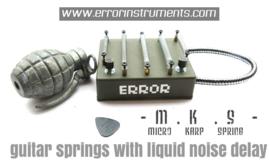 ARMY    M K S micro / karp / spring