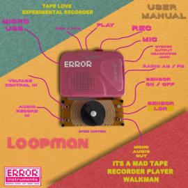 LOOPMAN TOM POES