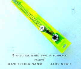 RAW SPRING NANO colors