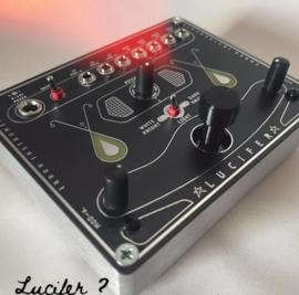 Lucifer  It's a dark FM Oscillator drone