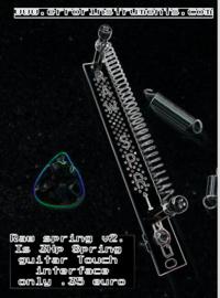 RAW SPRING V 2  , black !