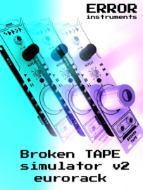 Broken TAPE  simulator . v2 with