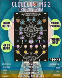 Orgone Drum Cloudbusting 2