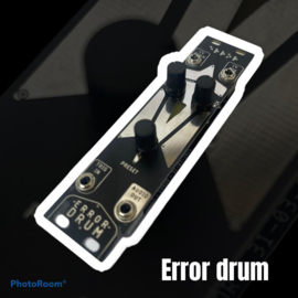 ERROR DRUM
