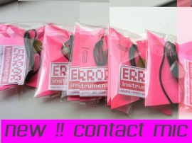 error' s contact MIC