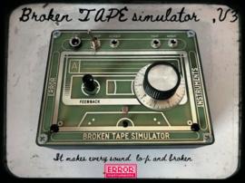 Broken TAPE simulator . v3