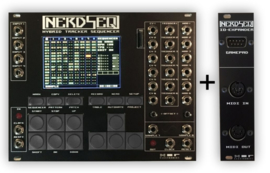NERDSEQ + IO-EXPANDER BUNDLE BLACK