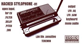 NEW !!  Stylophone HACK -01