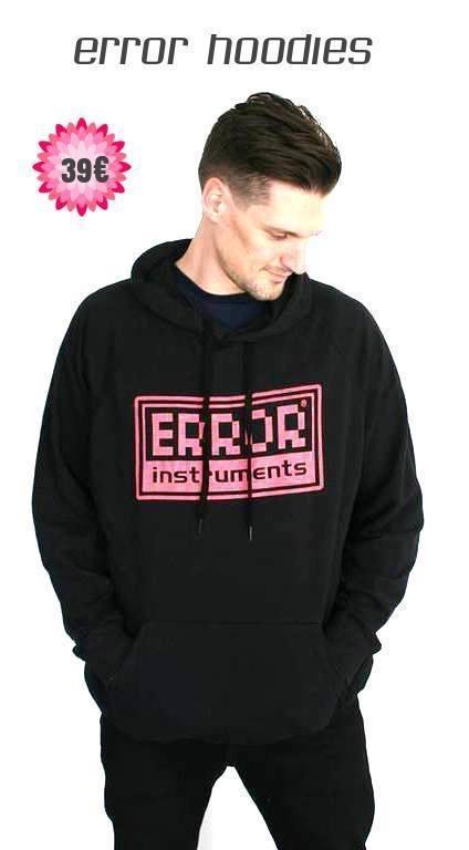 hoodies error