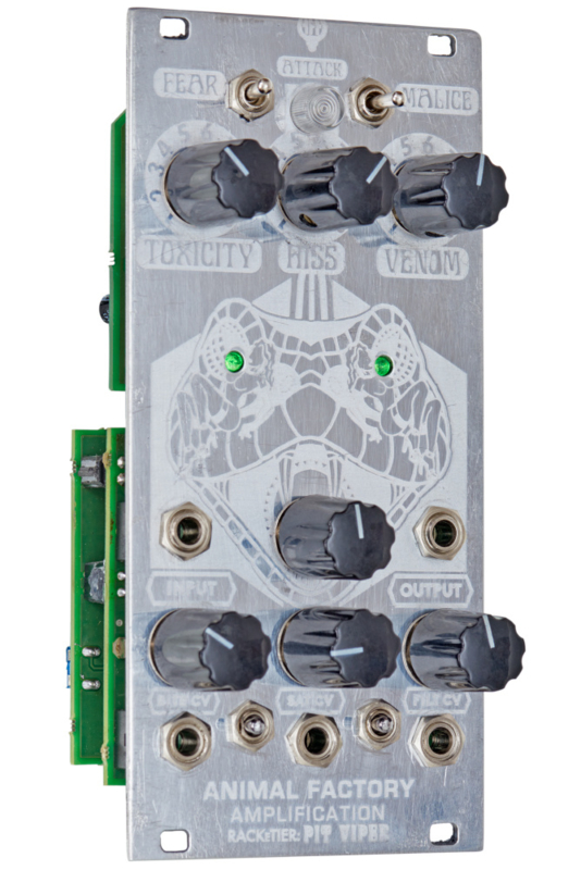 Animal Factory Module Pit Viper eurorack