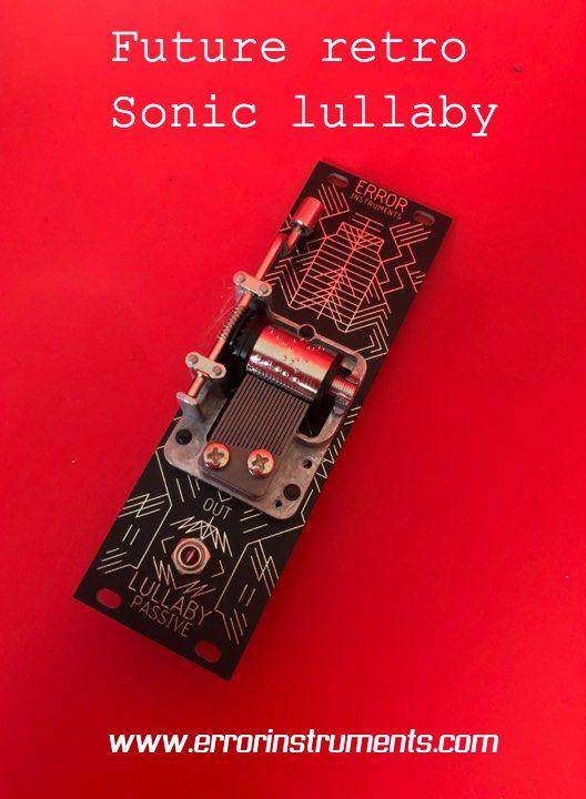 Future retro Sonic lullaby