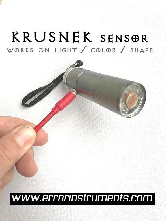 KRUSNEK sensor