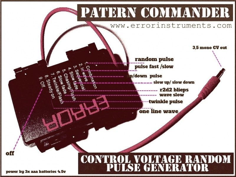 the Patorn Commander   V2