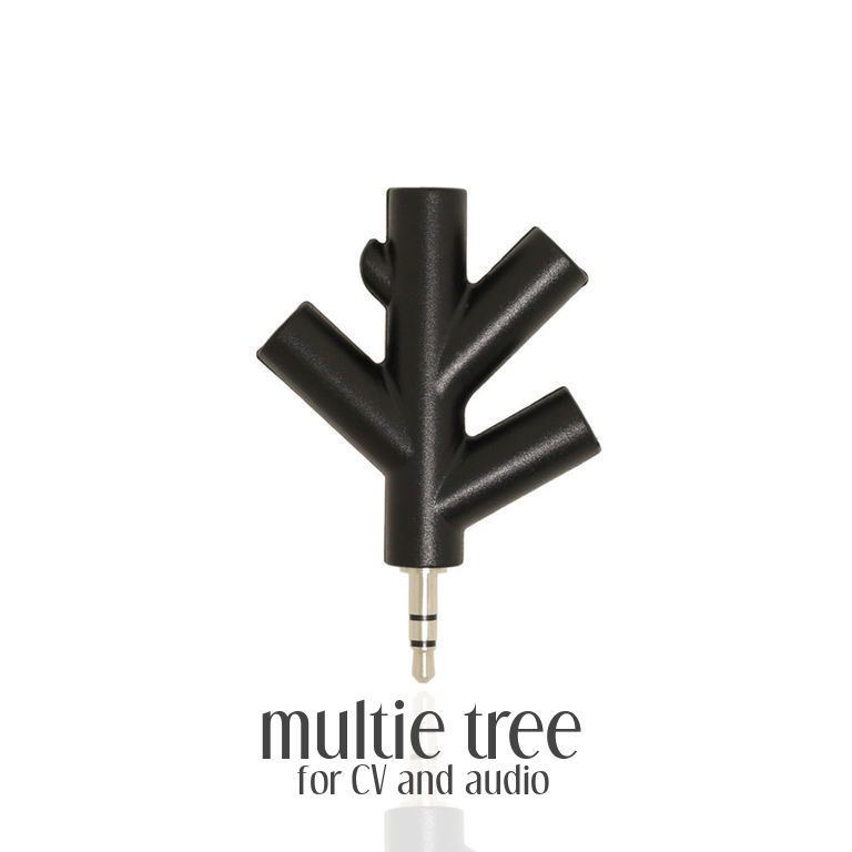 Multie tree  ​only in black