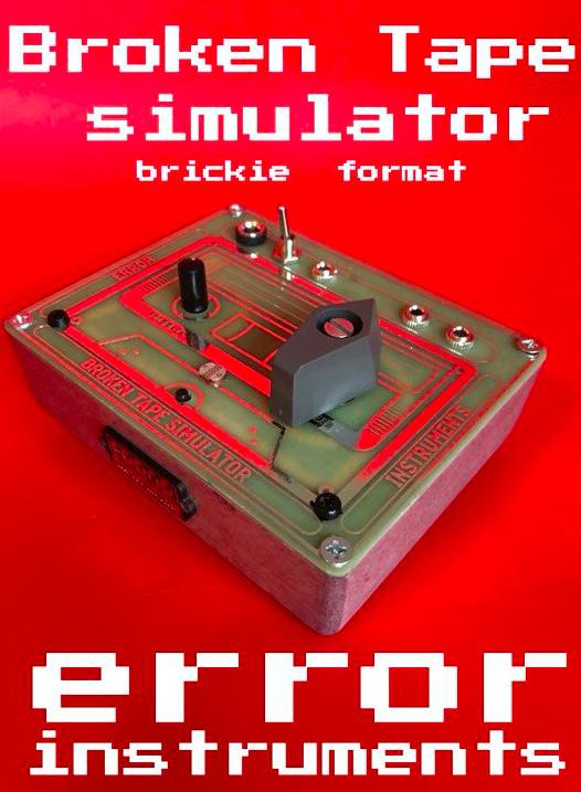 Broken TAPE simulator