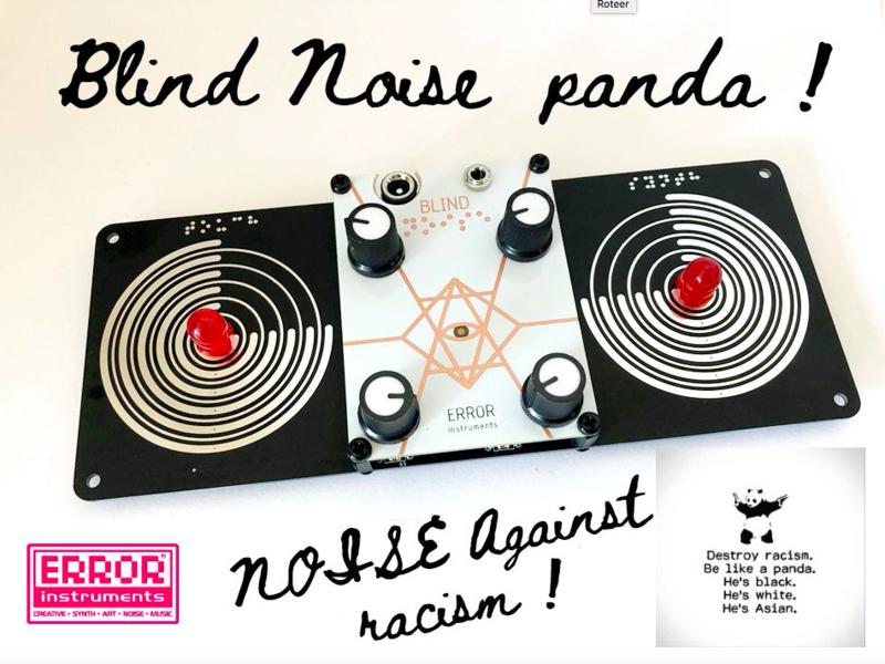 BLIND NOISE    PANDA !