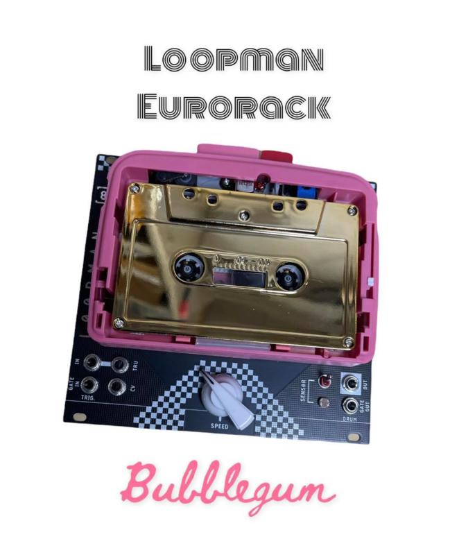 LOOPMAN eurorack bubbelgum