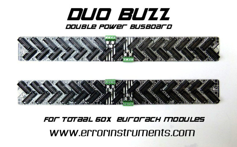 2x DOU BUZZ pro set of two