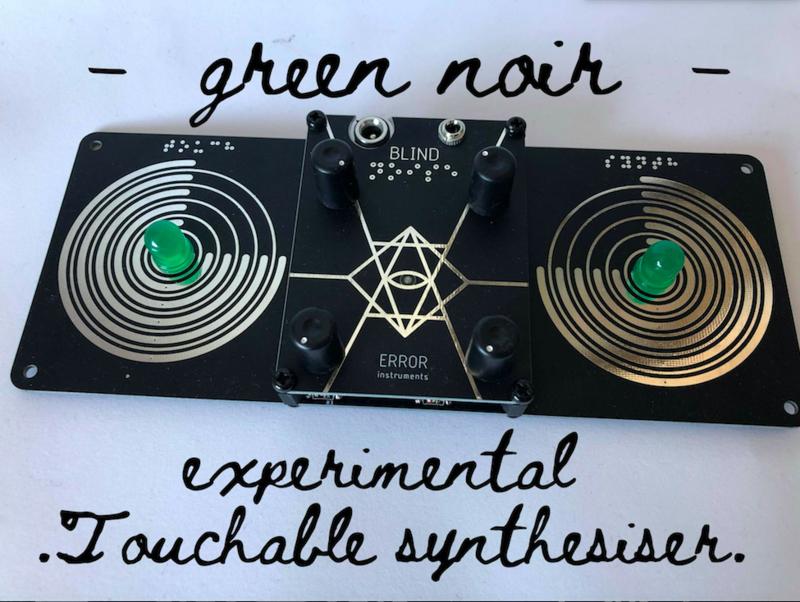 GREEN NOIR