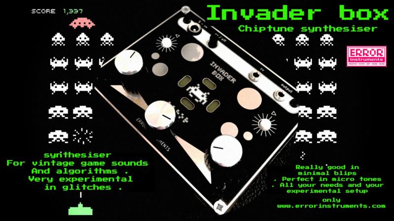 INVADER BOX