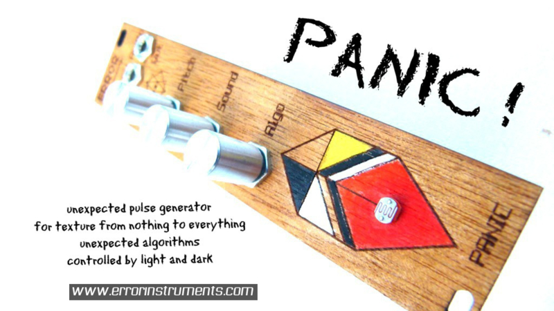 PANIC !