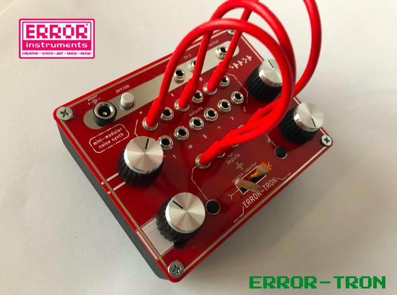 ERROR TRON V4 M red