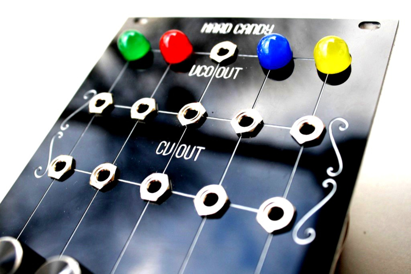 HARD CANDY  NOIR ! eurorack  only 5 made