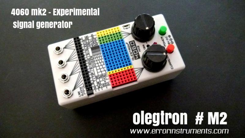 Olegtron 4060 MK-2