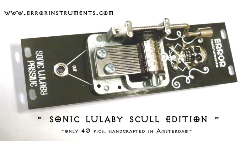 sonic lulabay  SCULL  silver